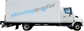 Truck dedicated to local moving on moving quoter